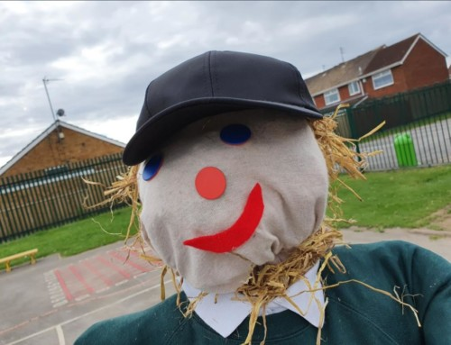 Acre Heads Scarecrows – have you seen them?